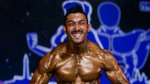 Karnik Shakya talks about fitness & training